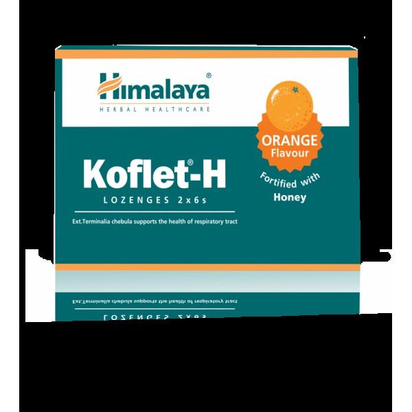 КОФЛЕТ Пчелен мед (портокал) За здраво гърло