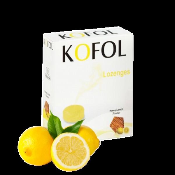Кофол Мед и лимон - За здраво гърло