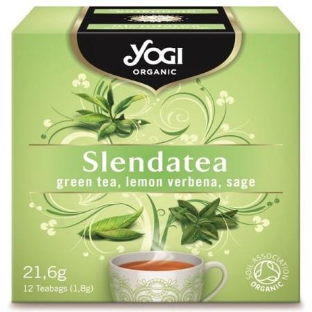 Зелен чай Йоги Добра форма