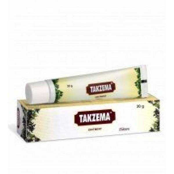 Такзема маз - За изключително суха кожа в определени зони
